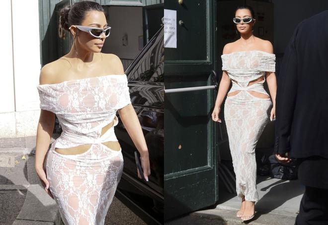 Kim Kardashian lên tiếng về bộ váy phản cảm ở Vatican