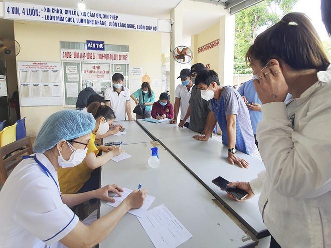 Phong tỏa Trung tâm Y tế TP Vũng Tàu vì ca dương tính với nCoV