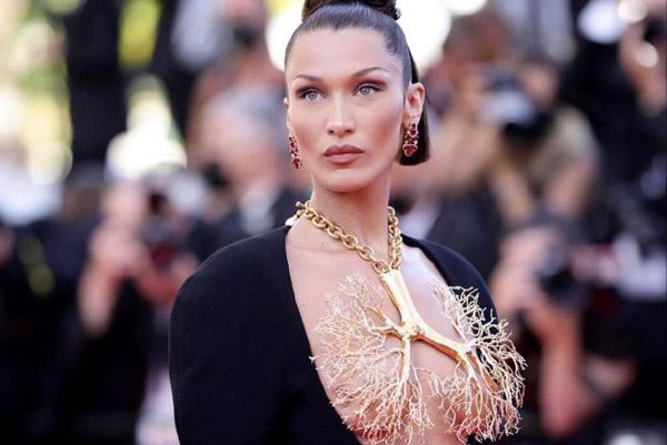 Những món trang sức đắt đỏ ở Liên hoan phim Cannes