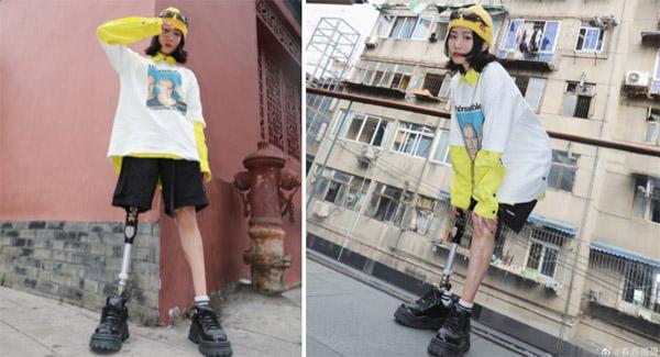 Cô gái sống sót trong trận động đất ở Trung Quốc cách đây 13 năm