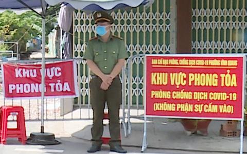 Chủ tịch phường ở Đồng Nai bị thôi chức vì nhiều ca mắc Covid-19