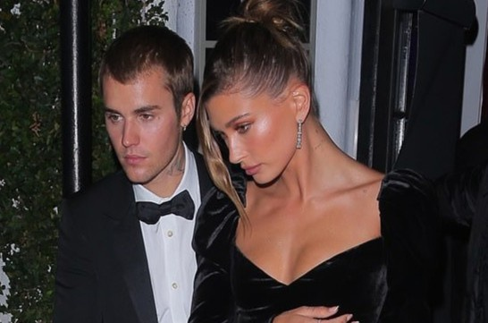 Justin Bieber lần hiếm hoi diện vest