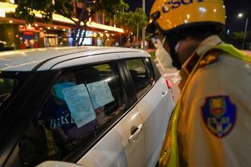 Hà Nội chưa tính đến việc hạn chế người dân ra đường sau 18h