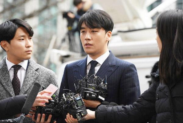 Seungri bị kết án ba năm tù
