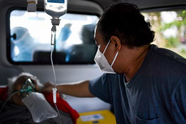 Thiết lập trạm y tế lưu động tại TP.HCM và các tỉnh có nhiều ca nhiễm