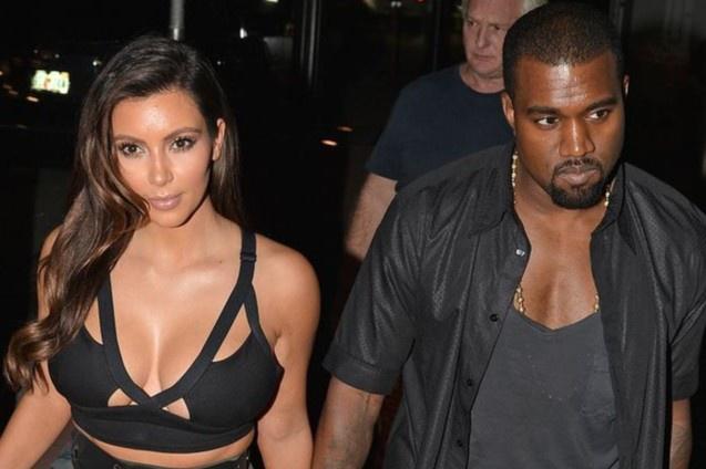 Kim Kardashian hẹn hò riêng với Kanye West