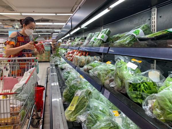 Người dân vùng xanh ở TP.HCM được đi chợ 1 lần mỗi tuần từ 23/8