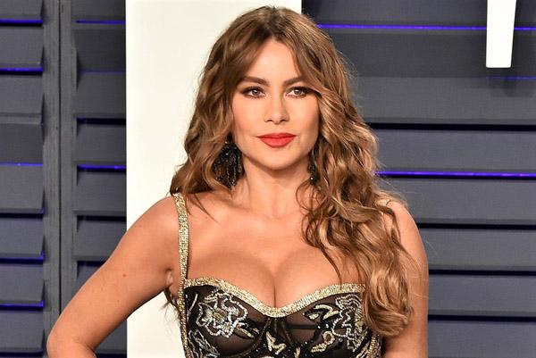 Nữ diễn viên Sofia Vergara bị ung thư