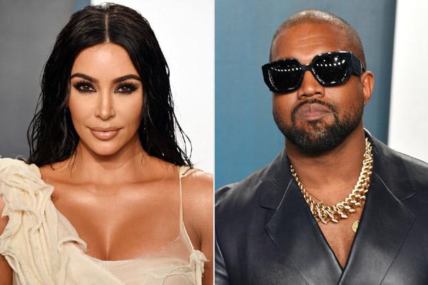 Kim Kardashian và Kanye West không tái hợp