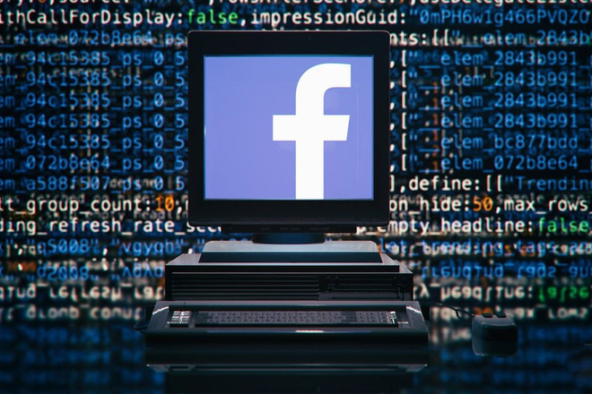 Facebook gặp lỗi lạ