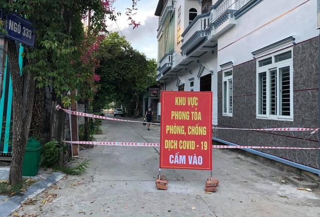 4 phường, xã của TP Thanh Hóa bị phê bình vì chống dịch chưa tốt