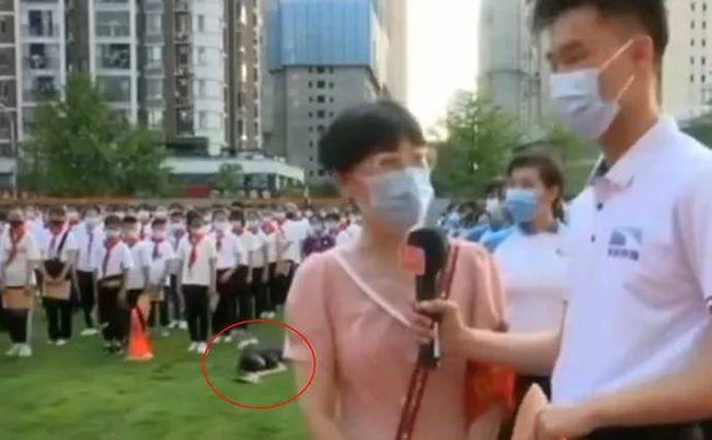Tranh cãi vụ học sinh ngất xỉu nhưng bị bỏ mặc ở Trung Quốc