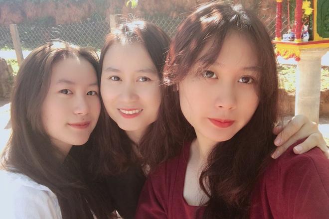 3 chị em ruột là sinh viên Y, cùng đi chống dịch ở TP.HCM