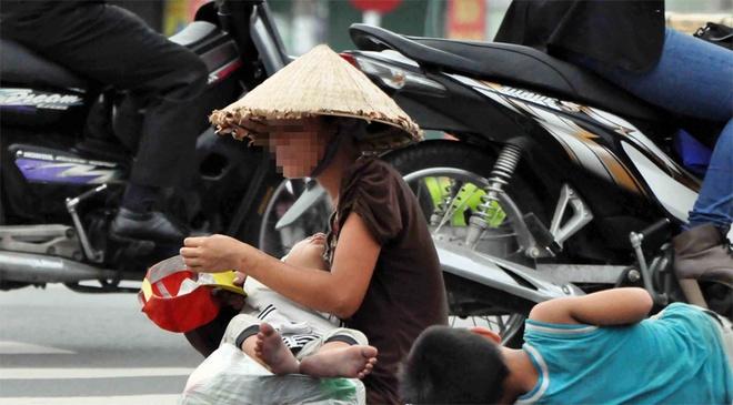 Bình Phước đề nghị dừng nhận người ăn xin, lang thang từ TP.HCM