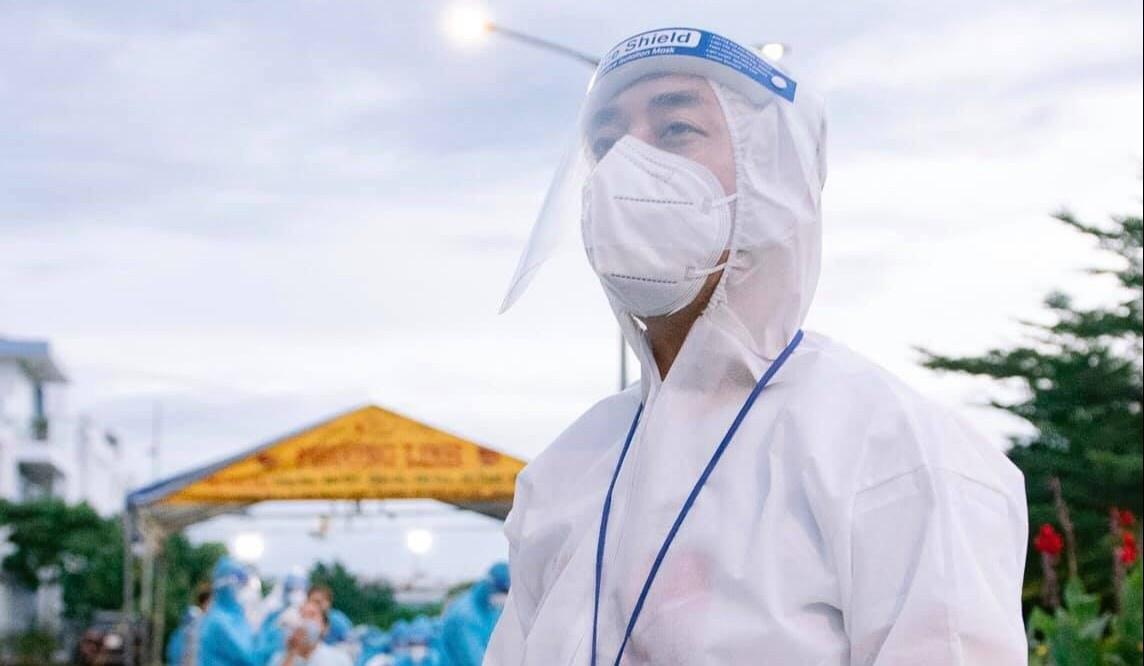 Hơn 100 ngày ở tâm dịch của nghệ sĩ Việt