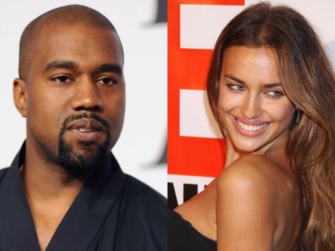 Irina Shayk trả lời về tin hẹn hò Kanye West