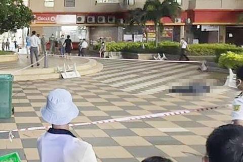Cô gái tử vong khi rơi từ chung cư ở TP.HCM