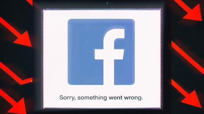 Facebook, Instagram bị lỗi nghiêm trọng toàn cầu