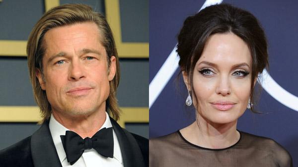 Angelina Jolie bán nửa cổ phần trong tài sản chung với Brad Pitt