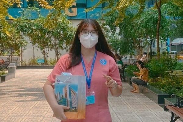 Ngày cuối là tình nguyện viên ở TP.HCM