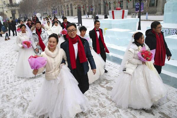Giới trẻ Trung Quốc mất niềm tin vào hôn nhân