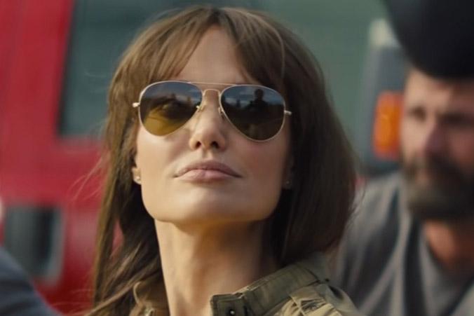 Màn tái xuất chưa trọn vẹn của Angelina Jolie