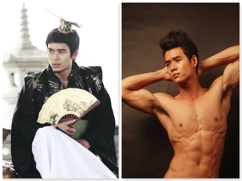 Phát sốt với body siêu chuẩn của nhân vật vua trong OPA KENNY SANG truyền kỳ