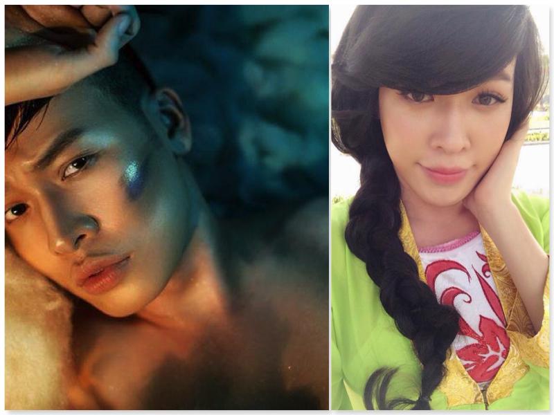 """Kenny Sang chi """"khủng"""" 50.000USD thuê chuyên gia make up nổi tiếng cho OPA KENNY SANG truyền kỳ"""