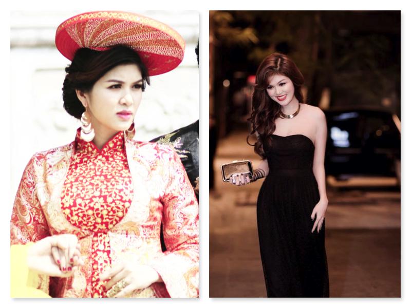 Top 10 HHTGNV Oanh Yến nhận hơn tỷ đồng cho vai hoàng hậu OPA KENNY SANG truyền kỳ