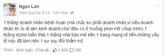 Nghệ sỹ Việt phản ứng gay gắt với hiện tượng doanh nhân ảo tưởng sức mạnh với ý định tấn công showbiz.